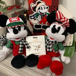 Disney Costumes - Disney 2019 Mickey & Minnie Mouse Holiday Gift Set